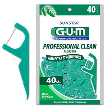 GUM Floss Picks