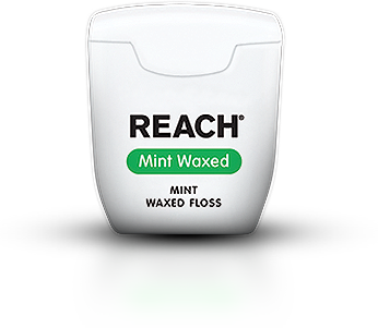 reach traditional minted floss